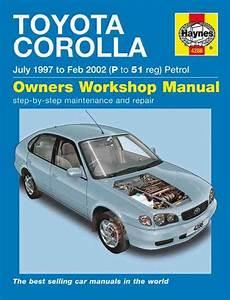 small engine maintenance and repair 1997 toyota corolla auto manual toyota corolla ae112r 1997 2002 haynes owners service repair manual 1844252868