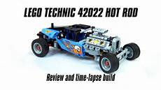 lego technic 42022 rod build review