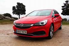 Prueba Opel Astra Gsi Line 1 4 Turbo La Deportividad