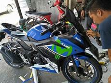 Modifikasi Cbr150r 2018 by Modifikasi Out Of The Box Cbr150r