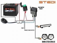 electrical wiring led light bar wiring harness diagram regarding atv led light bar wiring