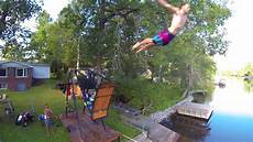 russian swing dji phantom gopro russian swing catapult