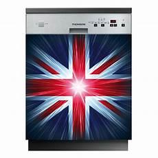 lave vaisselle anglais stickers lave vaisselle drapeau anglais pas cher