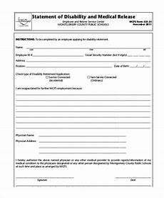 free 8 sle social security disability forms pdf