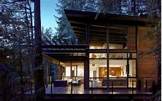 chalet design contemporain gambier house modern home in gambier island