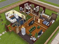sims freeplay house plans easy single story house sims freeplay house ideas
