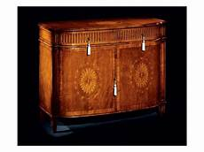 credenze classiche di lusso credenza con due porte per sala da pranzo idfdesign