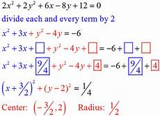 circle equations mathbitsnotebook geo ccss math