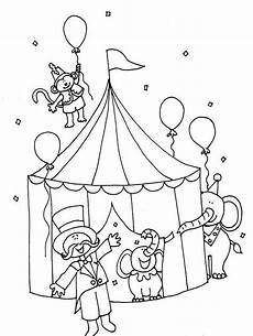 Ausmalbilder Zirkus Kidsweb Malvorlagen Kinder Zirkus