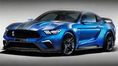 2018 Ford Mustang Shelby Gt500 View And Interior