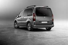 Peugeot Partner Series Facelifted For Geneva W