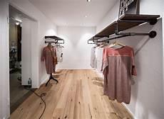 Kleiderstange Aus Rohren - kupferrohr garderobe moderndaygilligan