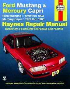 online service manuals 1986 mercury capri navigation system ford mustang mercury capri 1979 1993 haynes service repair manual sagin workshop car manuals