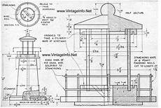 plans building lighthouse find house house plans 43330