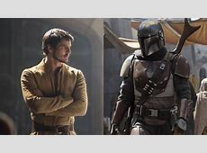 who plays the mandalorian character