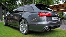 2014 Audi Rs6 Avant C7 Start Up Revs Overview
