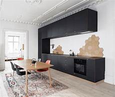 Ideas For Black Kitchen by 31 Black Kitchen Ideas For The Bold Modern Home