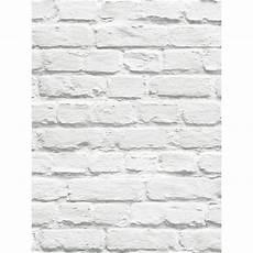 papier peint brique blanc achat vente papier peint