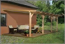 Bausatz Terrassenüberdachung Holz - terrassen 252 berdachung holz bausatz terrasse house und