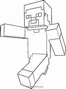 Malvorlagen Minecraft Steve Ausmalbilder Minecraft Steve 1075 Malvorlage Minecraft
