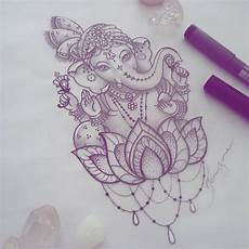 Pin By On Tattoos Ganesha
