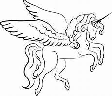 Malvorlagen Wings Unicorn 1001 Ideas On How To Draw A Unicorn Easy Tutorials