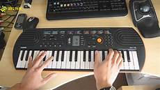 small electric keyboards demo piano mini keyboard casio sa 76