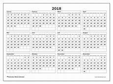 kalender 2018 zum ausdrucken 2 2020 calendar