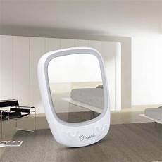2x magnifying led lighted bathroom wall mounted make up