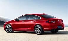 2018 buick regal revealed only sedan in gm insignia