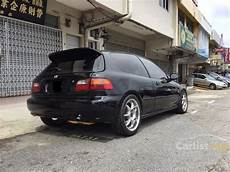 Honda Civic 1995 Exi 1 6 In Johor Manual Hatchback Black