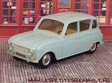Les Petites Renault Renault 4l 1964