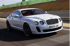 bentley continental supersport bentley continental supersports review autocar