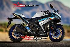 Modifikasi Yamaha R25 by Modif Striping Yamaha R25 Paradigm Racing Juoss