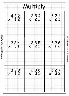 multiplication with regrouping worksheets grade 3 4824 multiplication 2 digit problems multiplication 3 digit by 2 digit 3 digit x free