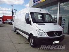 used mercedes sprinter 315 cdi lwb high roof panel