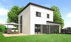 construire une maison moderne maisons clefs d or