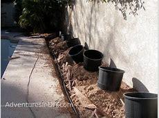 In Ground Planter Pot Gardening ? Installation and