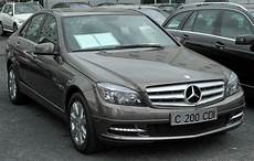 Mercedes 200 C - file mercedes c 200 cdi blueefficiency avantgarde front