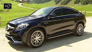 2016 Mercedes Benz AMG GLE 63 S 4MATIC Coupe Exterior