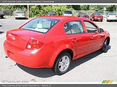 2005 chevrolet cobalt ls sedan in victory red photo no
