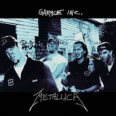 metallica garage inc roadie metal cronologia metallica garage inc 1998