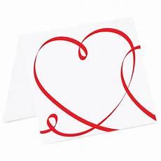 Malvorlage Geschwungenes Herz Pricaro Tischkarten Quot Geschwungene Herzen Quot Rot Quadratisch