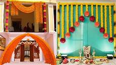 decor at home best and cheap new style wedding decoration ideas mehendi