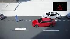 Audi Pre Sense Plus - driver assistant systems audi technology portal