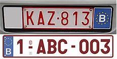 plaque d immatriculation belge wikip 233 dia