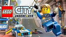 lego city undercover ps4 gameplay
