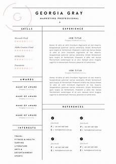 the 25 best resume template australia ideas pinterest