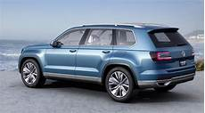 Nouveaux Suv 2018 Volkswagen Confirms Us Launch Of Crossblue Based 7 Seat
