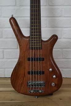 Warwick Corvette Standard 5 String Bass Guitar Excellent W